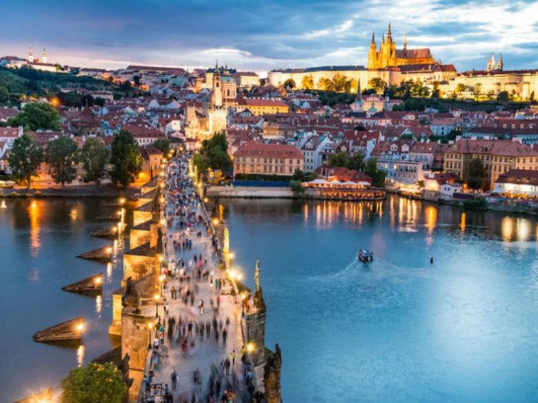 Carnaval em Praga (428€ por pessoa)