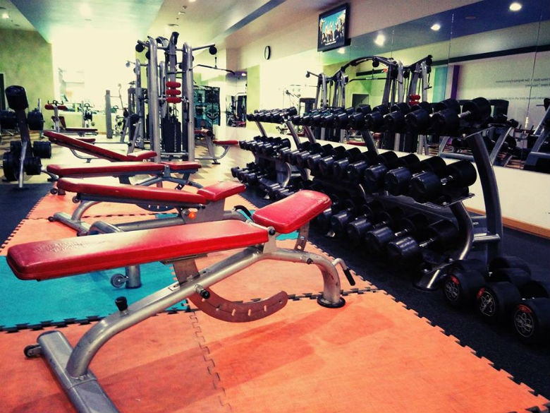 in motion fitness club