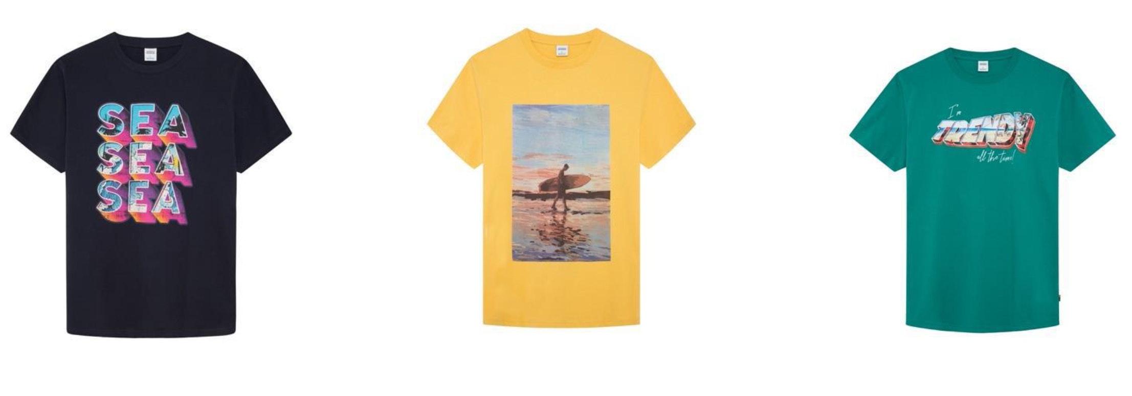 t-shirts retro Springfield