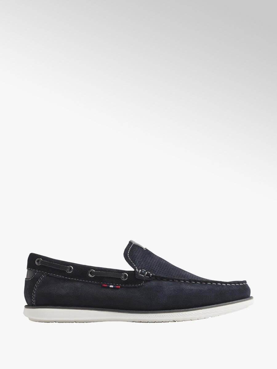 sapatos azul marinho da Deichmann