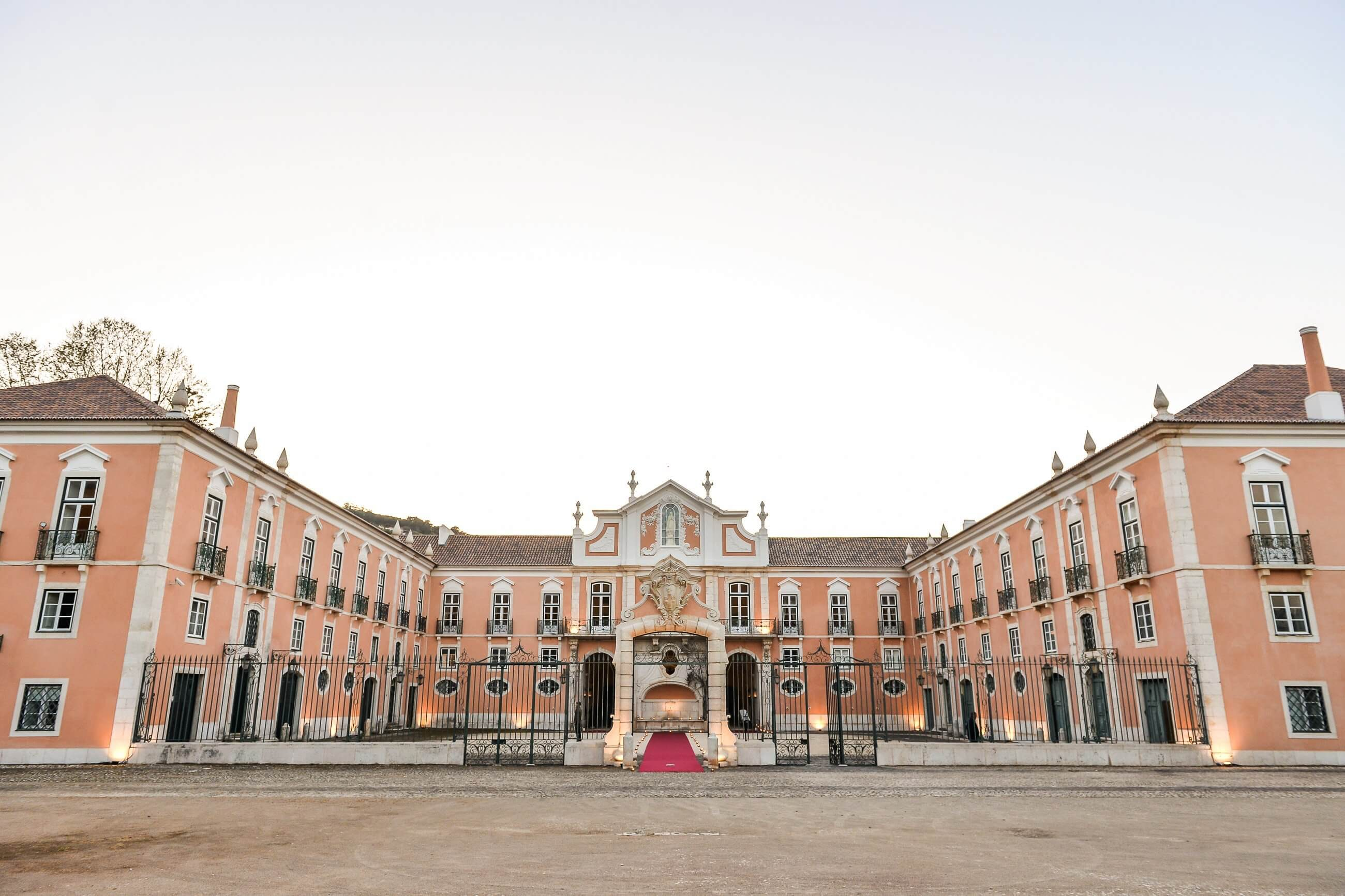 Palácio do Correio-Mor
