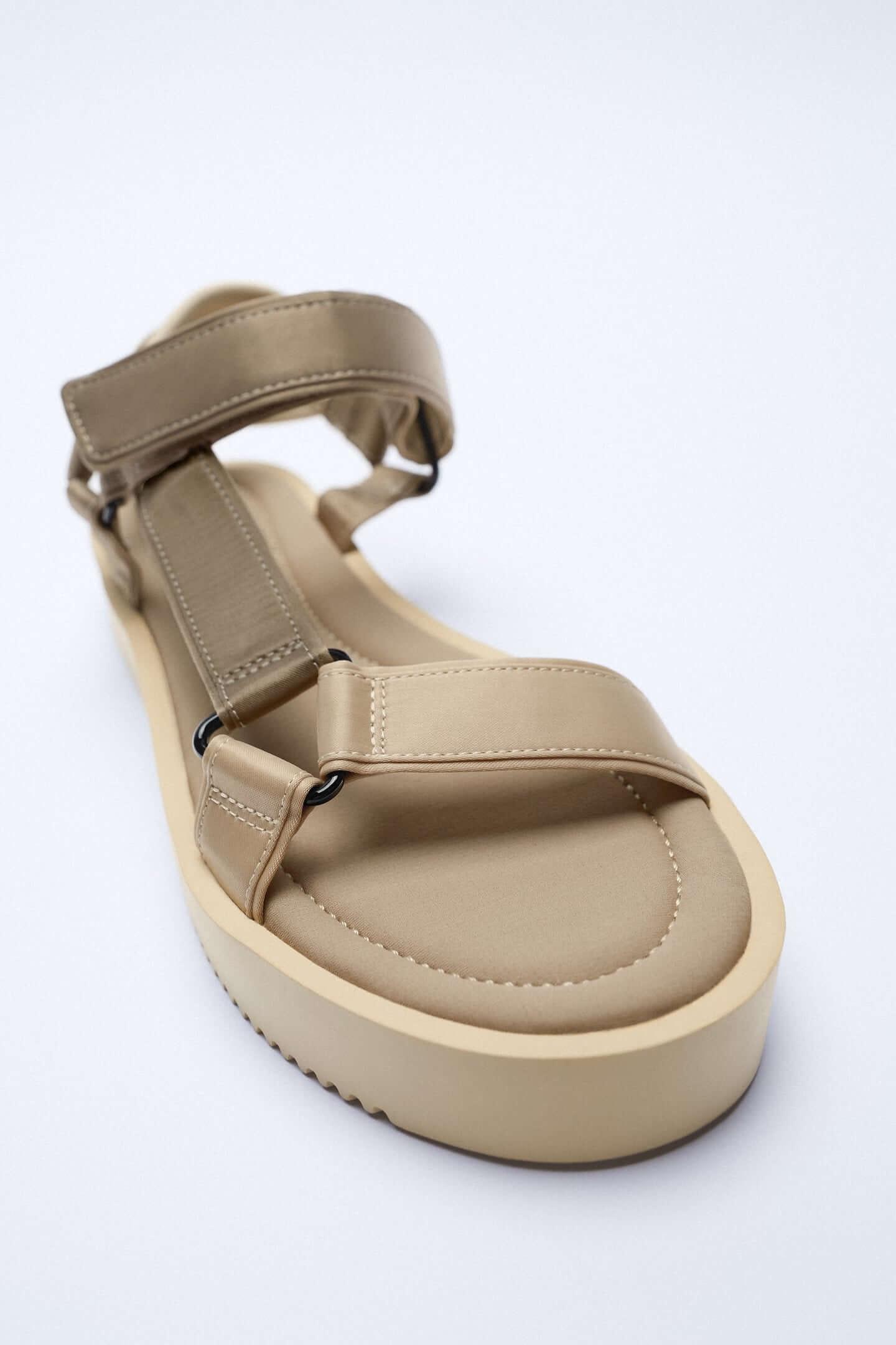 sandálias zara